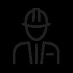 Icon Bauleitung - MBK GmbH
