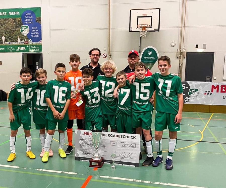 MBK GmbH - Regionales Engagement - MBK Junioren-Cup