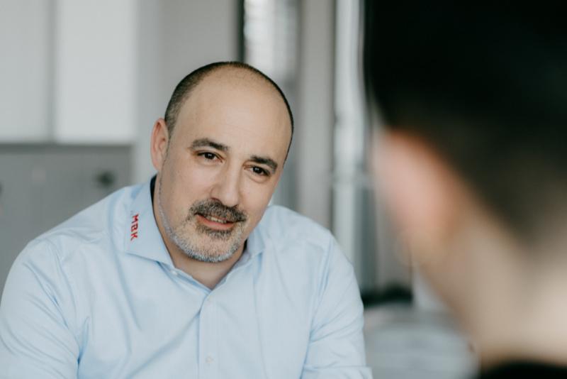 Michael Jäckle - Team - MBK GmbH